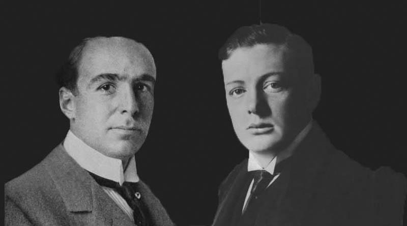 Два писателя, два Черчилля, два Уинстона
