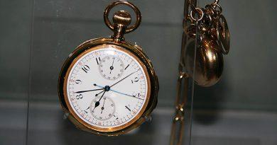 Часы Уинстона Черчилля Breguet