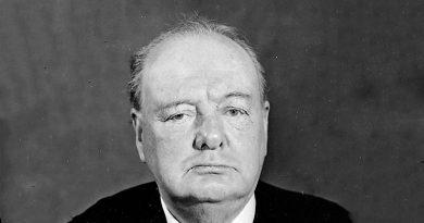 Черчилль и Гай Бёрджесс
