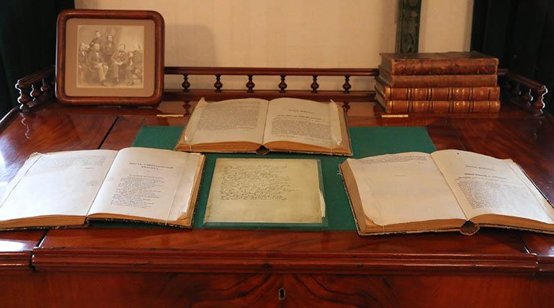 Рабочие письменные столы великих писателей