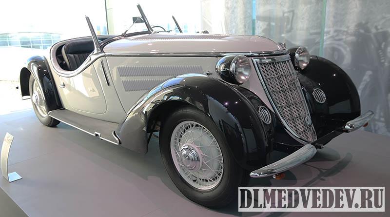 Audi Wanderer W 25 K