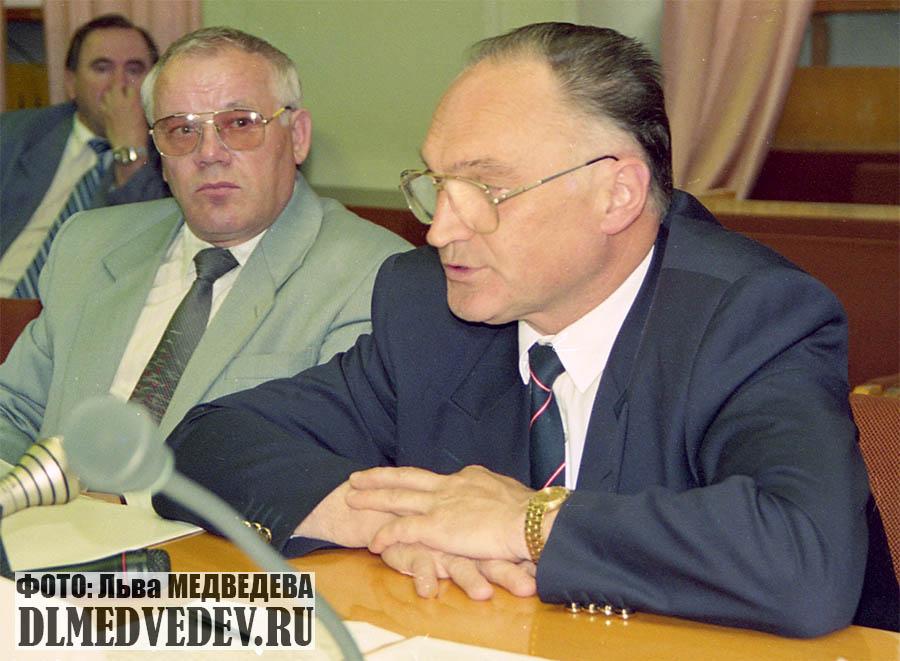 Булгак В. Б., фото Льва Леонидовича Медведева
