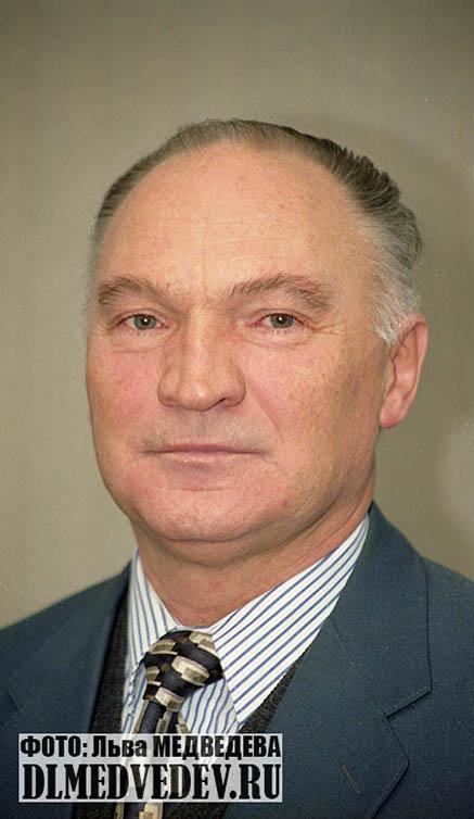Булгак Владимир Борисович, фото Льва Леонидовича Медведева
