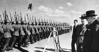 Черчилль о Красной армии