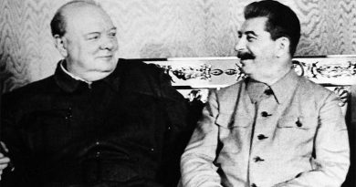 Как Черчилль пытался предупредить Сталина о нападении вермахта на СССР