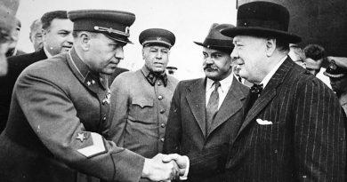 Нападение Германии на СССР: реакция Черчилля