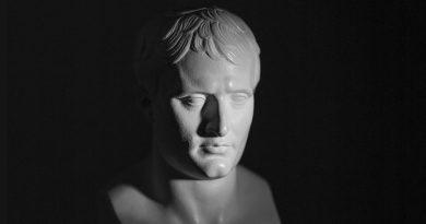 Бюст Наполеона Антуана-Дени Шоде Napoleon bust Antoine-Denis Chaudet