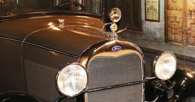 Автомобили Ленфильма Форд А 1929 год