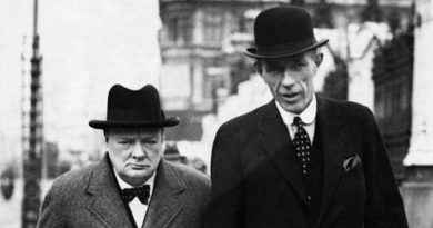 Как Черчиллю пытались запретить выступать