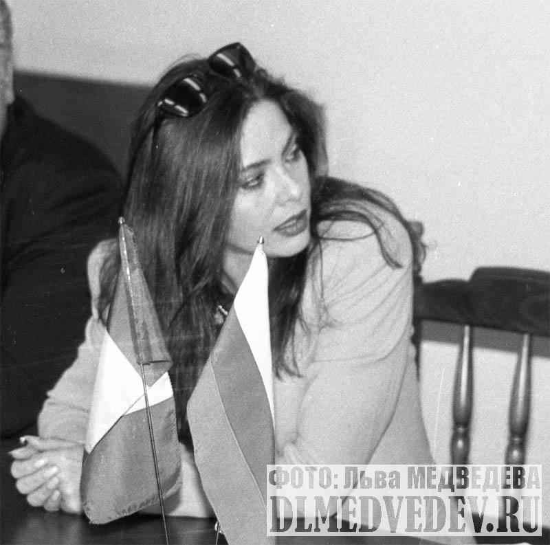 Орнелла Мути Москва, фото Льва Леонидовича Медведева
