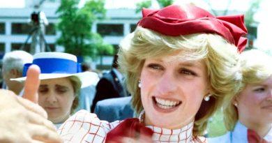 Диана принцесса Уэльская: биография
